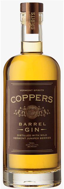 Coppers Barrel Gin