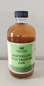 Waterloo Old Yaupon Gin