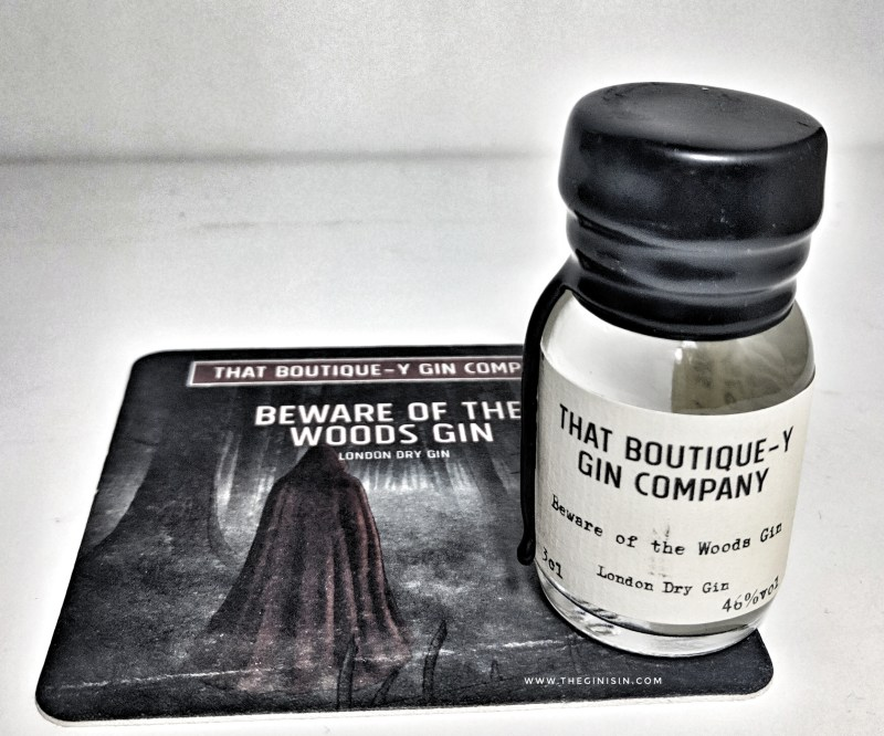Beware of the Woods Gin