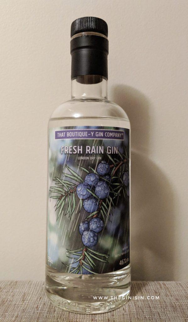 Fresh Rain Gin