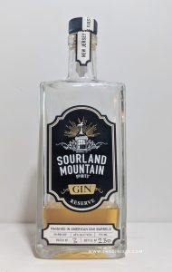 Sourland Mountain Reserve Gin