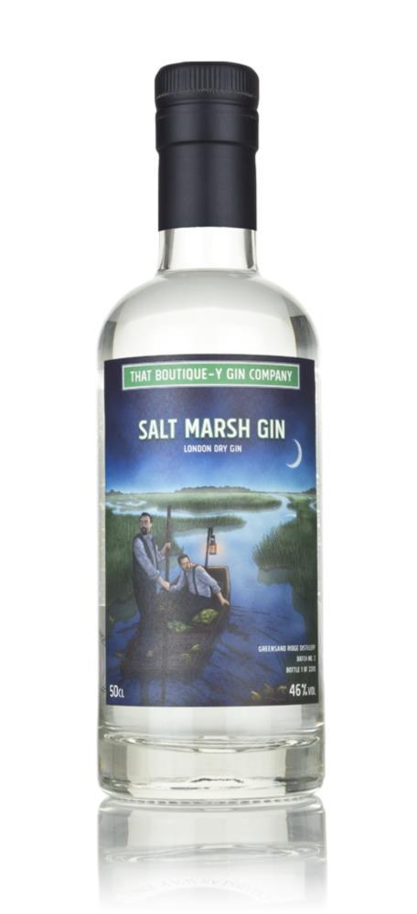 Salt Marsh Gin