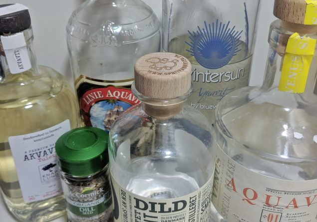 Why we think Aquavit is worth talking about too.