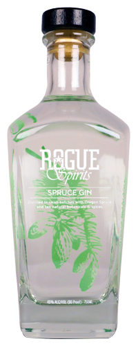Rogue Spruce Gin (2018 Bottle)