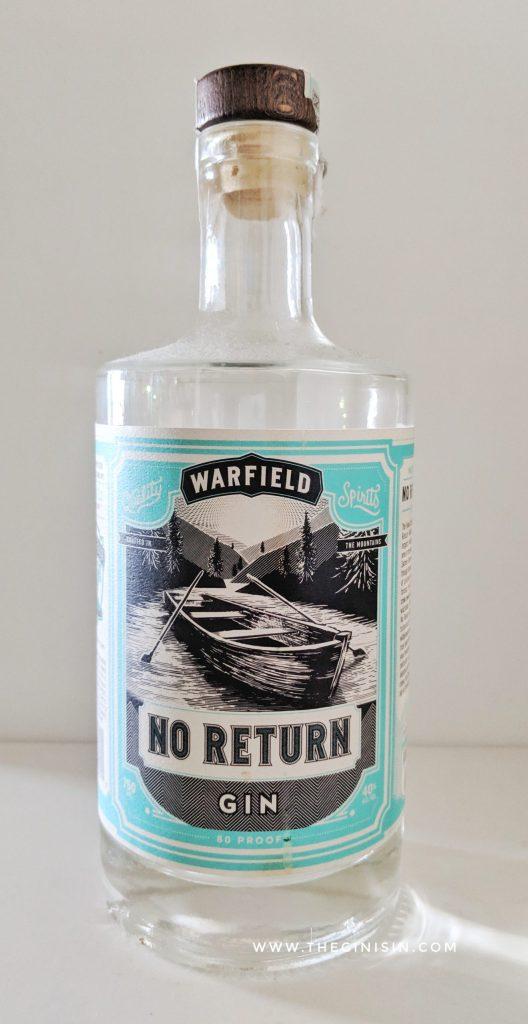 No Return Gin