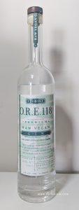 O.R.E. 118 Gin, Raw Vegan Gin