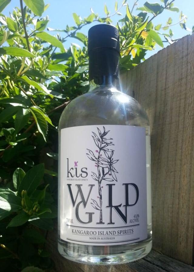 kangeroo-island-spirits-wild-gin 2018 IWSC results for Australian gin