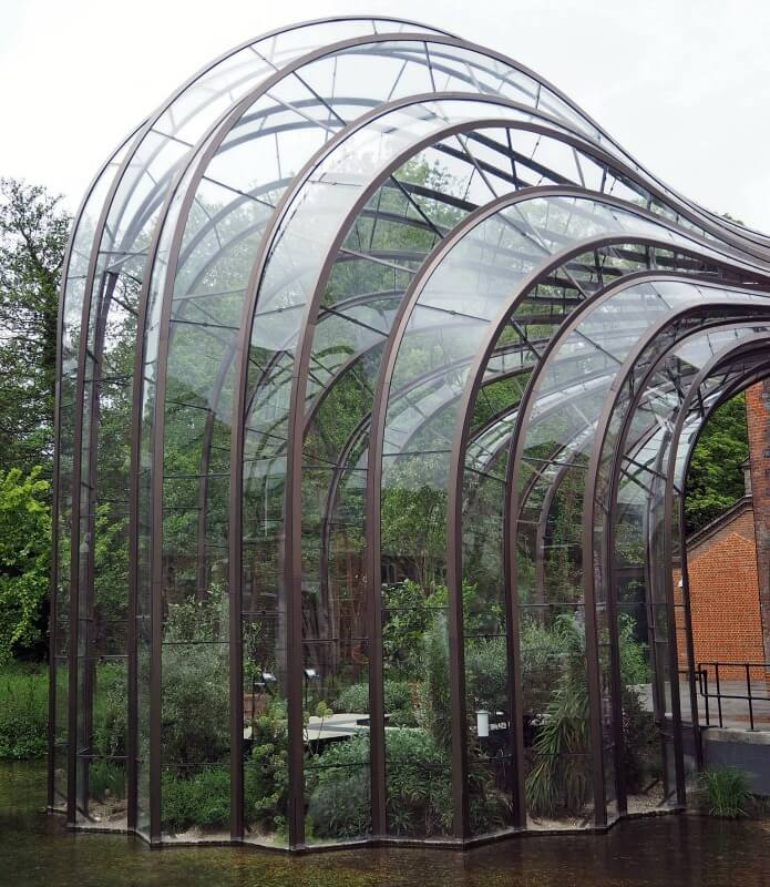 Laverstoke Mill Glasshouse 2