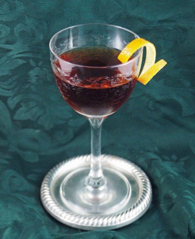 Cin-Cyn Cocktail