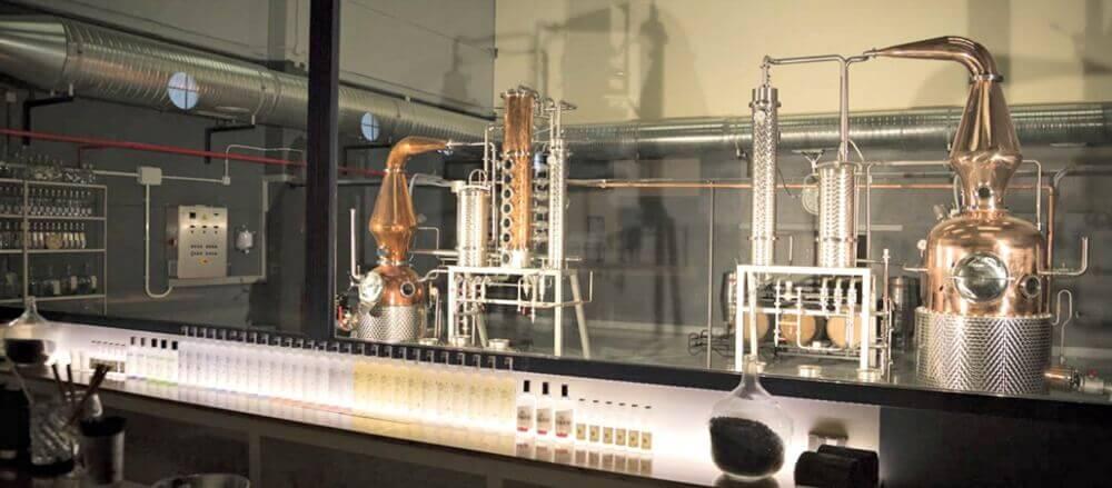 santamanía distillery