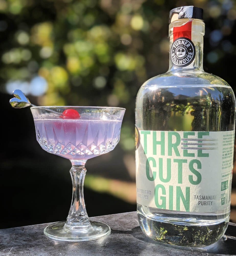 Three Cuts Gin Distiller's Release