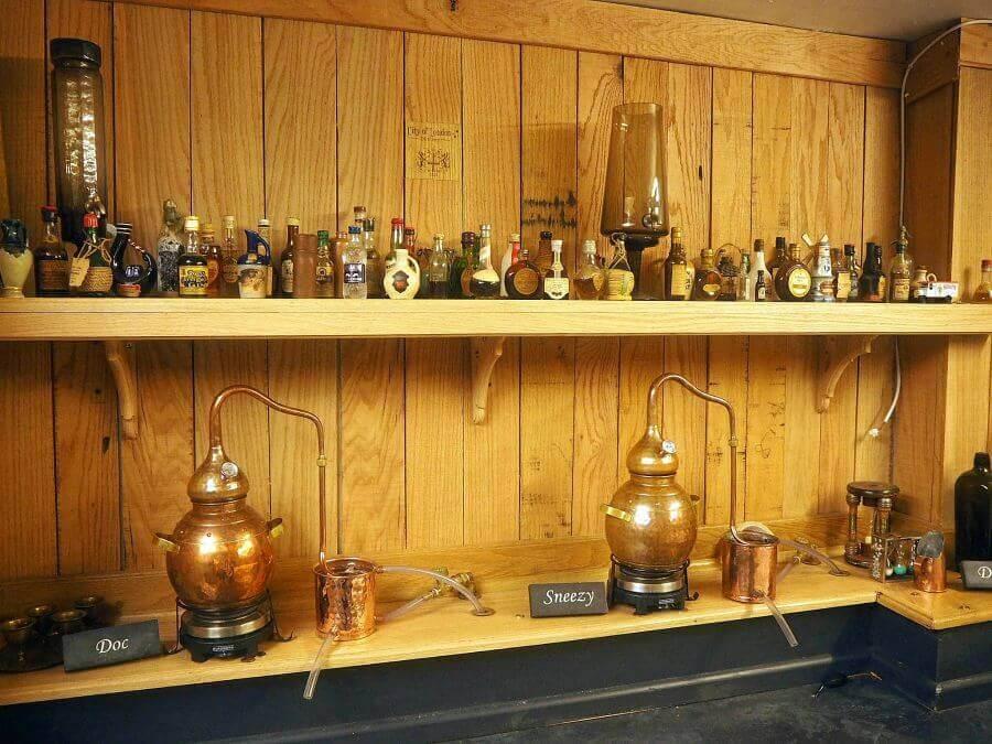 City-of-London-Distillery-Gin-making Workshop