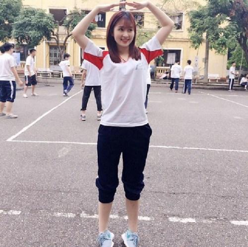 Hot girl Lê Nhật Thảo