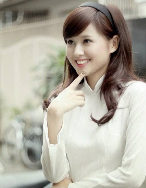 Top những cô gái xinh nhất Việt Nam - Tâm Tít