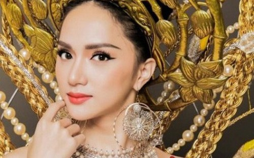Miss International Queen 2018 Hướng Giang Vietnam