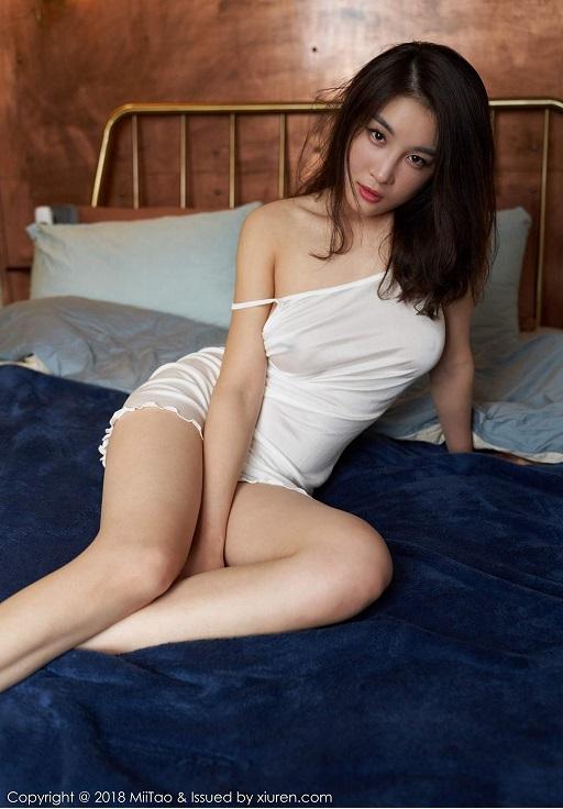 Shan Qi asian hot girl sexy erotic pictures khieu dam anh khoa than HappyLuke