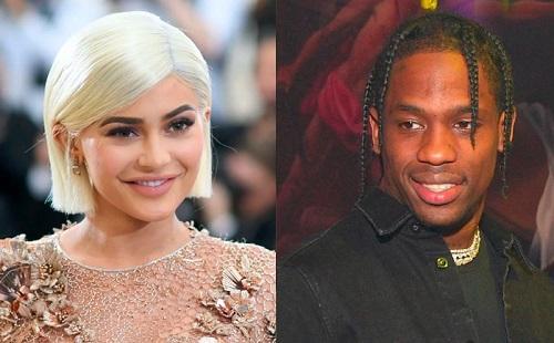 Kylie Jenner Travis Scott MV Stop Trying To Be God gái xinh giải trí showbiz Kardashians