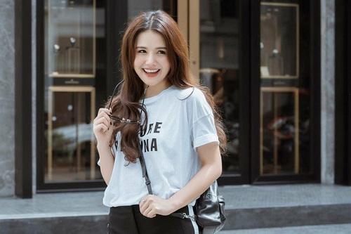 hot girl đời đầu 9x Phanh Lee