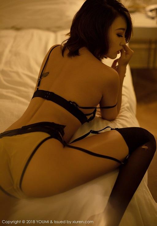 LRIS – Feng Mu Mu nude hot girl sexy ảnh nóng khiêu dâm khỏa thân