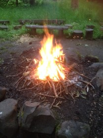 End of Term Campfires