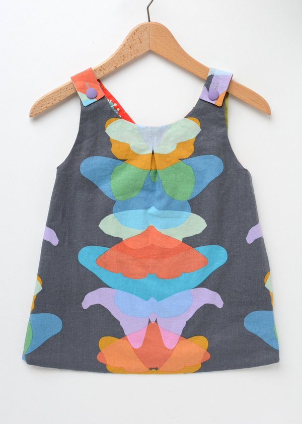 Featured Roly Poly Pinafore