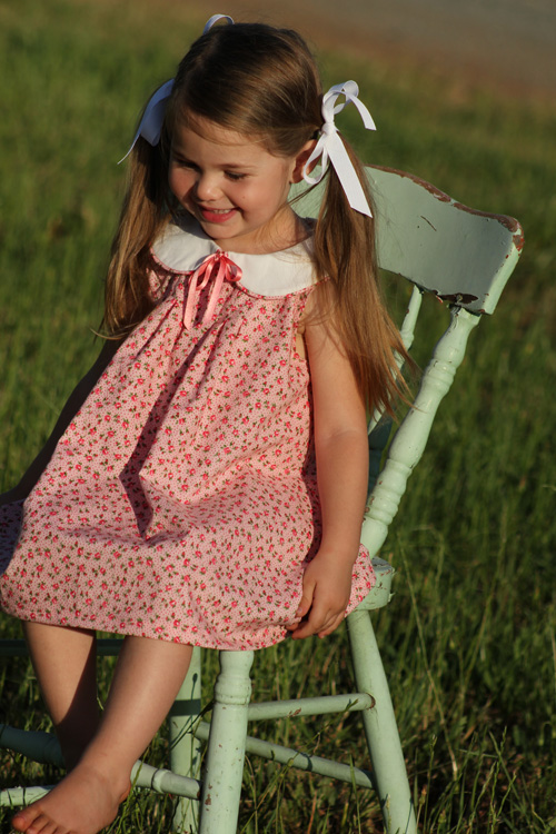 Vintage May Dress
