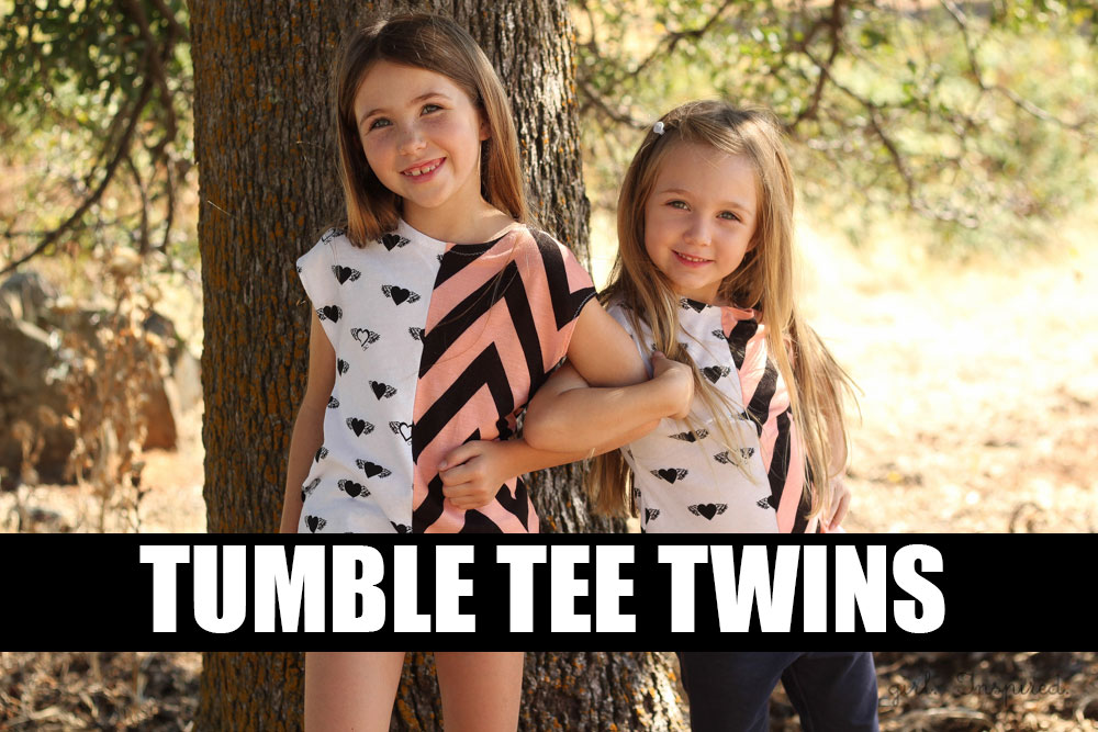 Tumble Tee Pattern Review