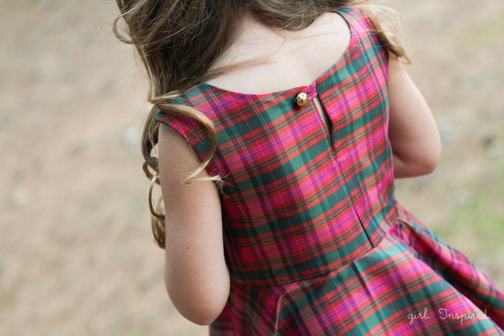 Amaryllis Dress Pattern Review