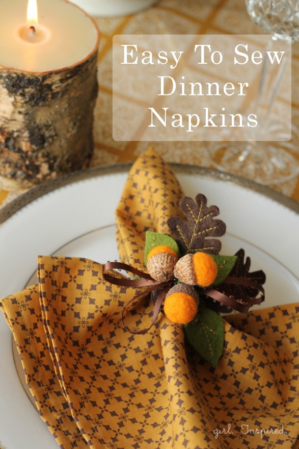 11 Thanksgiving Sewing Projects 3