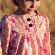 Franklin Dress Pattern Review