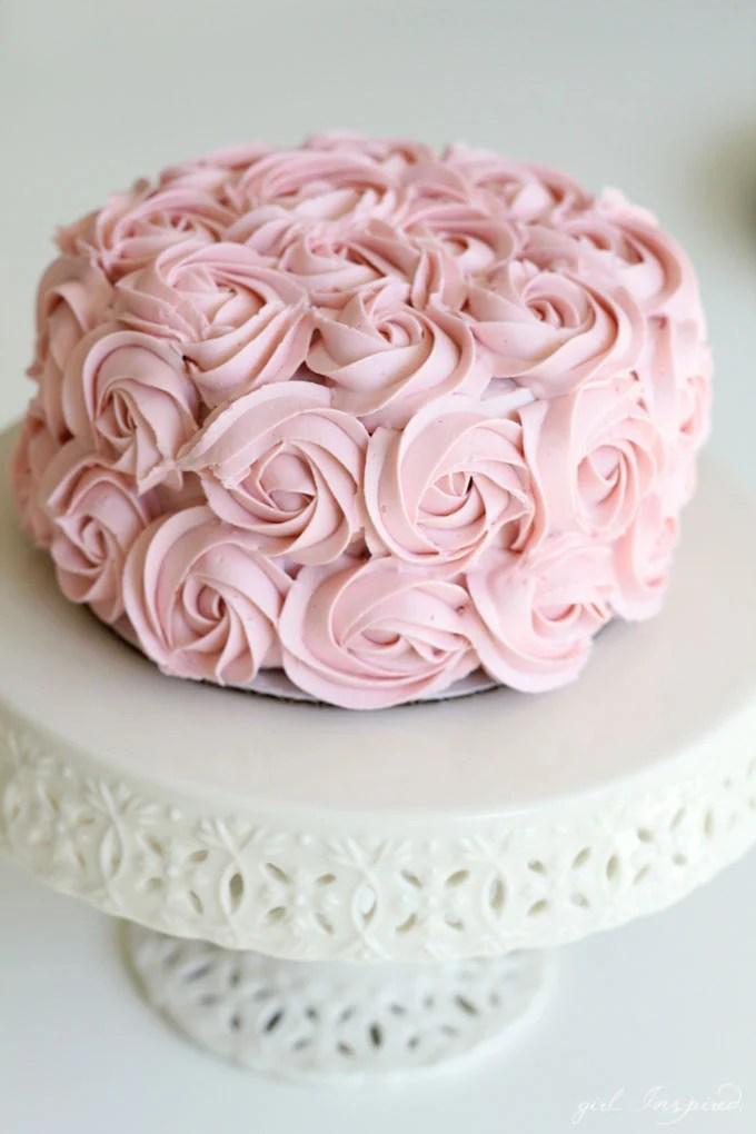 Easy Cake Decorating