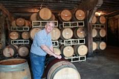 Dad Stealing Wine
