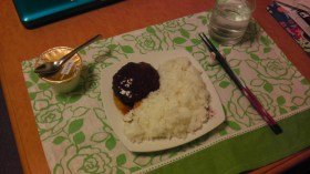 One of my successful dinners.