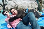 Friends at Hanami 2