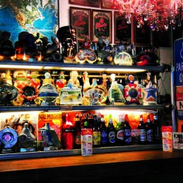 Hotdog Bar in Akiba