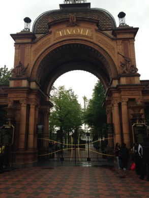 Tivoli -- rumored to be Walt Disney's inspiration for the parks