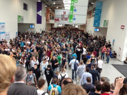 Gamescom 2014 was massive and so busy
