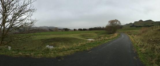 Morning run in Hastings