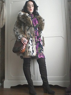 70's rock chick