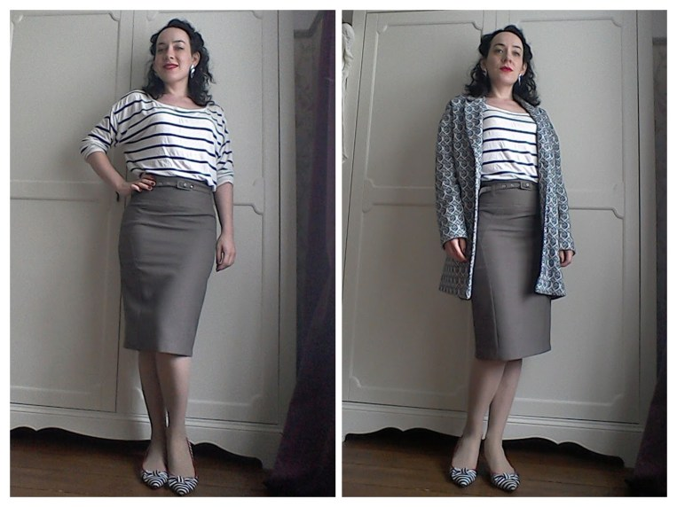 Breton stripes - Fifties or 80's?