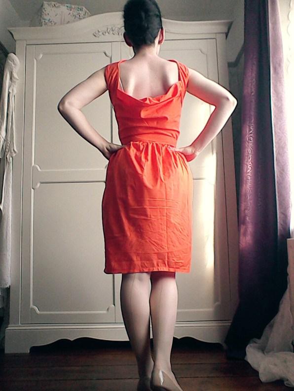 'Paris When It Sizzles' dress