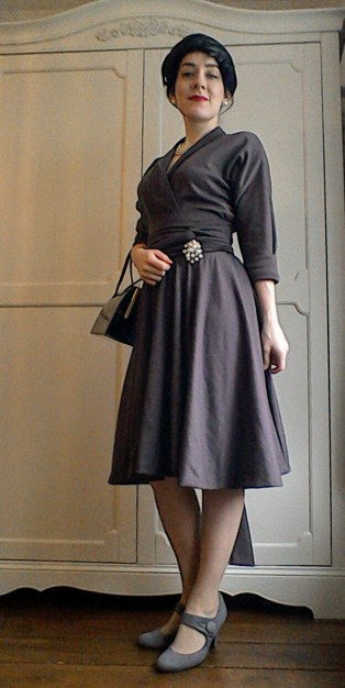 Peter May dress Marnie vintage style fifties