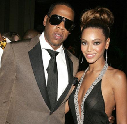 Beyonce Jay-Z Celebrity Sighting | The Girl Next Door is Black