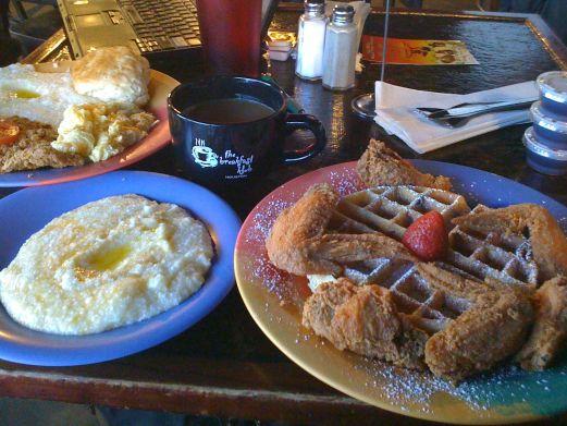 The Breakfast Klub Houston Beyonce JayZ sighting