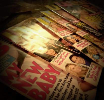 US Weekly Magazines Lost Mail Lost Magazines Not Delivered Missing
