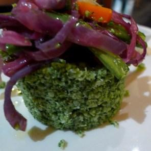 Broccoli cous cous