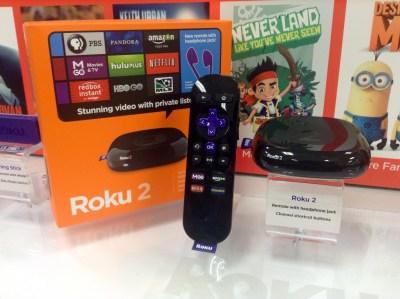 Roku 2 Photo cr: Mike Mozart, flickr.com
