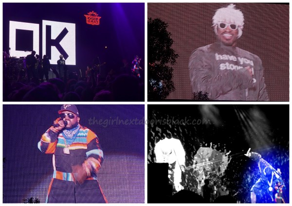 Outkast | Treasure Island Music Festival 2014 | The Girl Next Door is Black