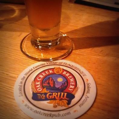 oak creek pub sedona arizona