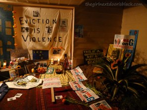 Evictions are Evil Mission District | The Girl Next Door is Black